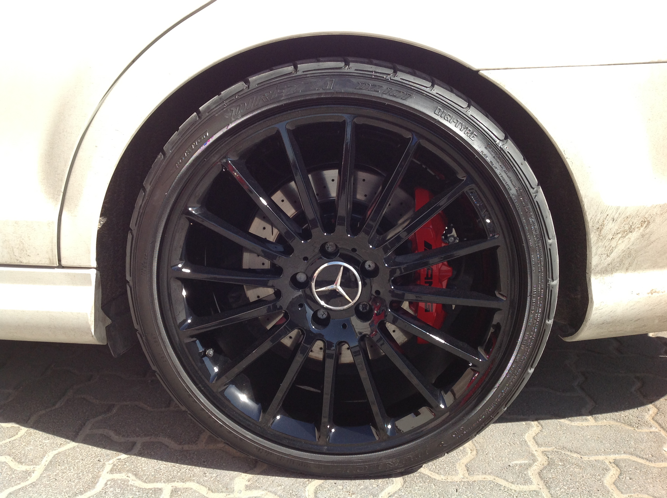 c63 after